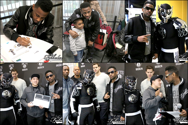 "On Set Video ""Im Ready"" + The Brooklyn Nets Host A Sneaker Art Competition"