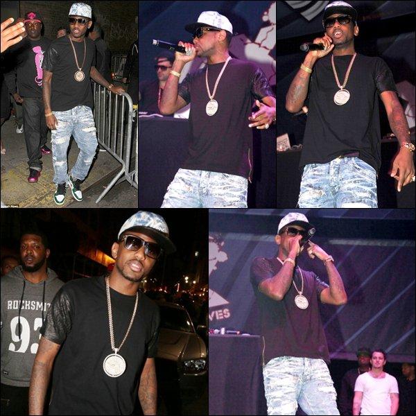 "Fabolous - Money Talks (Prod. by Araab Muzik) + 2nd Annual DJ Prostyle's Birthday Bash + Fabolous ""Ready"" Ft. Chris Brown - Inside Track"
