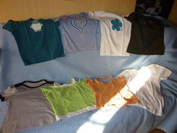 Lot de T-shirt