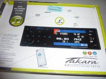 Poste autoradio TAKARA  CDV1135