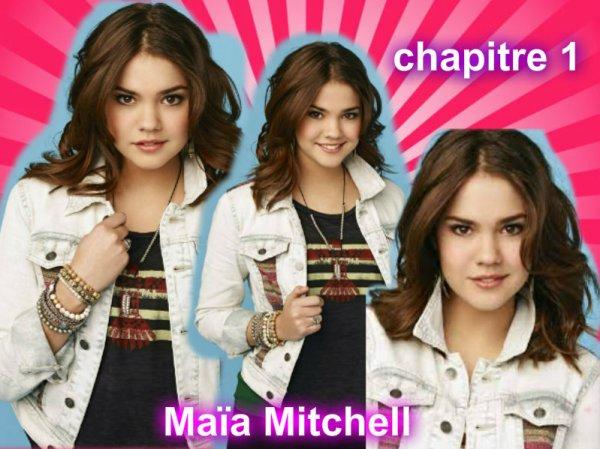 """My History - chapitre 1 """"Mon premier jour"""" !!!!!!!!!!!!!!!!"""