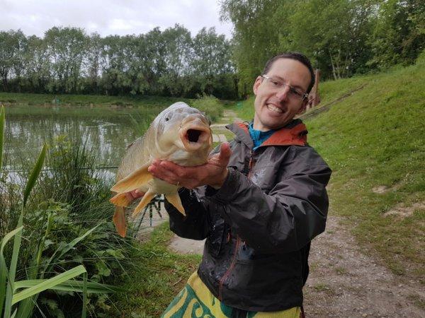 Un petit retour aux étangs