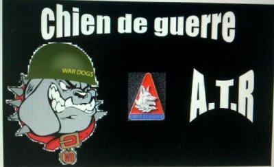 airsoft chien de guerre