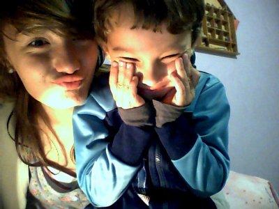 Le plus mignon, Sébastien. ♥