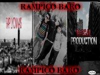 Au Bout De Mes Reves / A La Baraka ( Rampico Ft  SalimaX ) 2011 c pour album 69 onez go (2010)