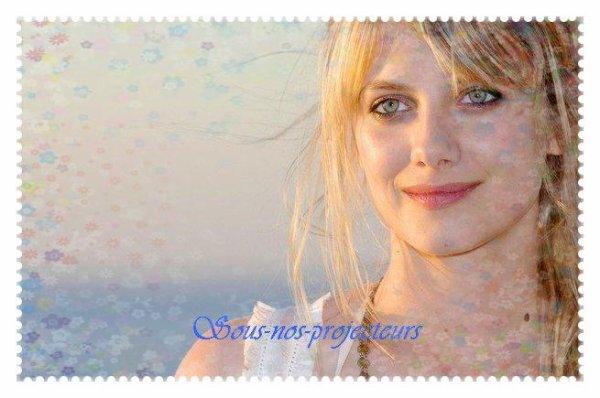 .-**-.Mélanie Laurent.-**-.