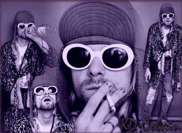 Abécédaire de Kurt Cobain