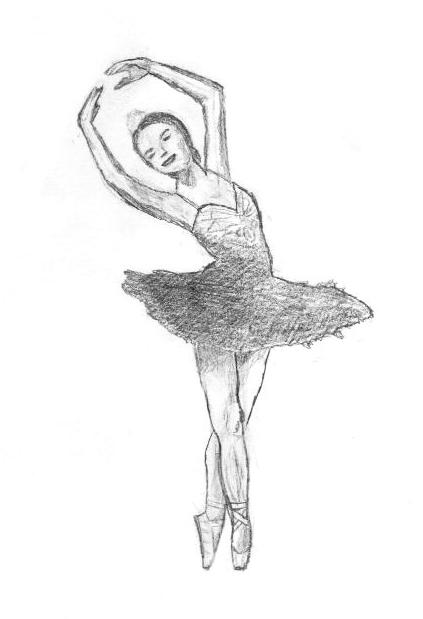 Blog de pixelyo pixelyo - Dessin d une danseuse ...