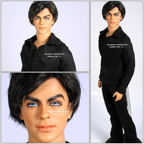 .  Quand Damon Salvatore ce transforme en poupée sa donne quoi ?  .
