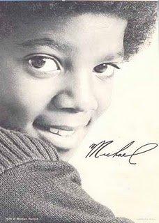 Premier amour de Michael :)