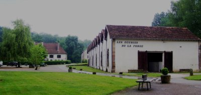 Quelques photos de la Manufacture de Bains les Bains.