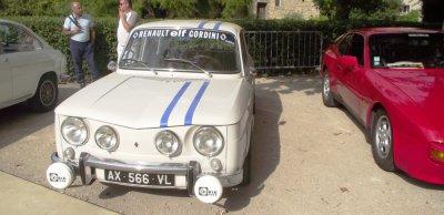 Quelques photos du rassemblement de Vestric dans le Gard