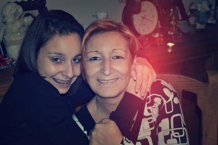 La seule femme de ma vie, c'est ma maman.♥♥♥