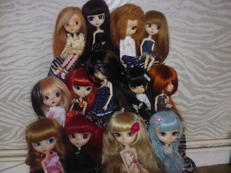 my pullip collection