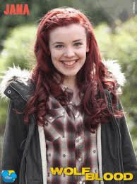 wolfblood girl