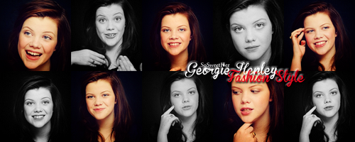 Georgie Henley Fashion Style