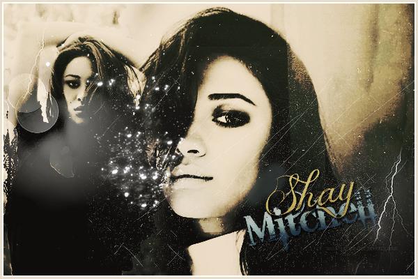Spécial Shay Mitchell > Prévenez et créditez lorsque vous prenez quelque chose :)