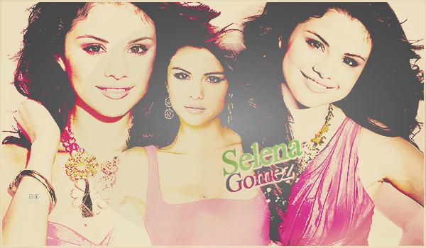Selena Gomez Création.