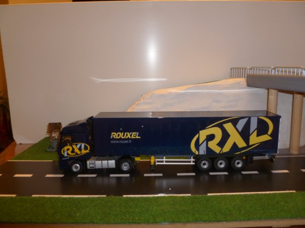 mercedes actros 2 transport rouxel.
