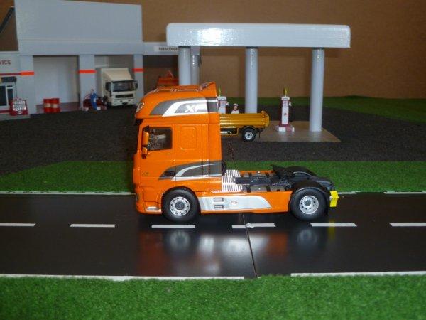 daf XF 106 superspace cab