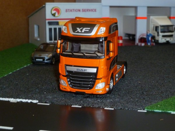 daf XF 106 superspace cab