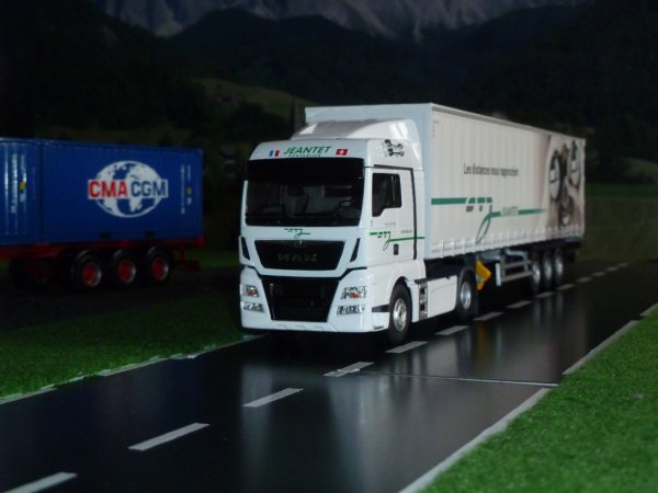 man tgx euro 6 xlx transports jeantet pontarlier.