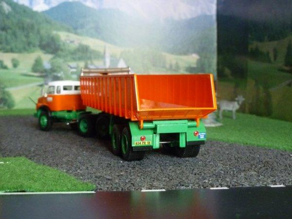 mercedes-benz LS 2624 jean lefevre