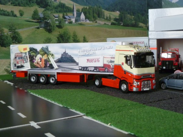 renault T high transports freret