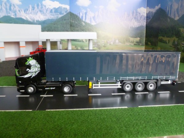 scania  miniature