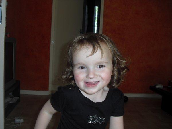 Alexandra 3 ans