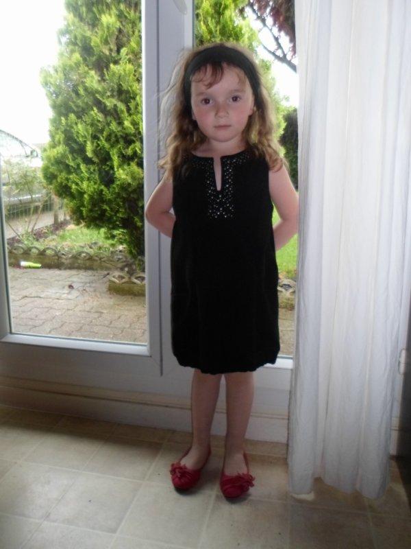 Alexandra 4 ans