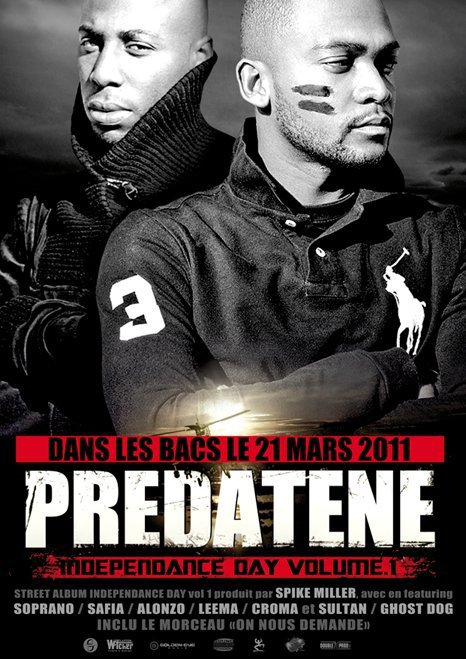 PREDATENE - INDEPENDANCE DAY VOL1