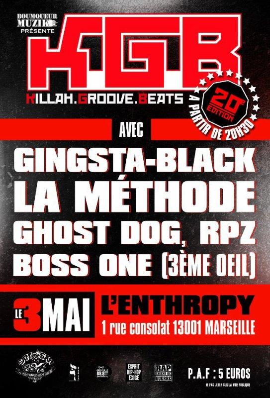 CONCERT LE 03 MAI 2012