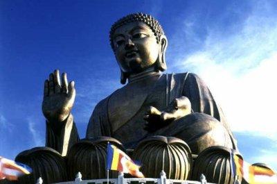 [☯] Le Bouddha de Leshan