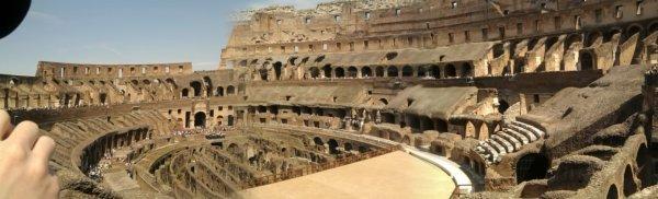 Voyage en Italie. Le DREAM avec les potos!