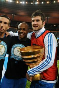 Encore une victoire de Marseille en Coupe de la ligue. OM 1-0 OL