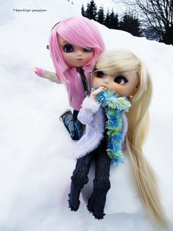 De la neige ! *O*