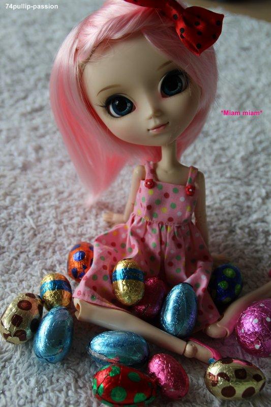 Pâques ! Chocolats ! (2)