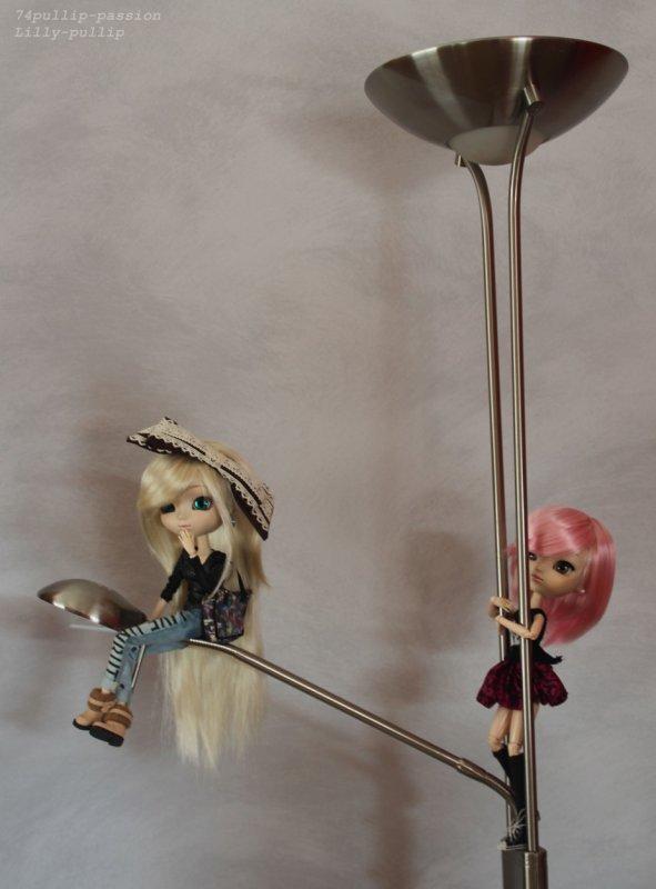 Judith & Emy