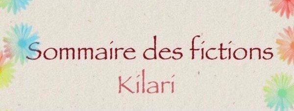 Sommaire des Fictions de Kilari