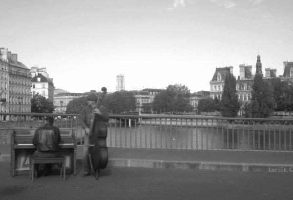 Au rythme de la musique parisienne