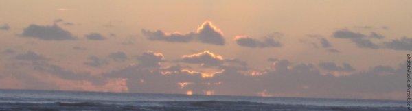 Couché de Soleil sur l'ile de Ré
