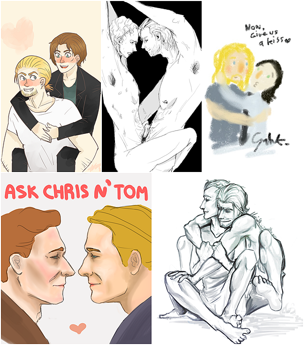 . Et si le couple Hiddlesworth existait ? .