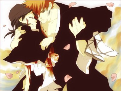 Encore et toujours Ichigo et Rukia
