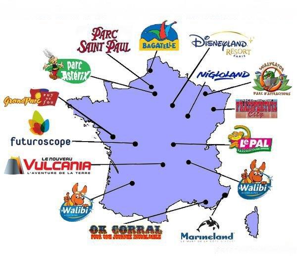 1er Pays -> France :D