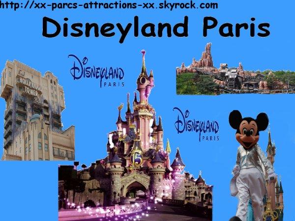 1er Parc:Disneyland Paris