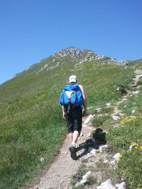 Pointe de Chalune : 2116 m