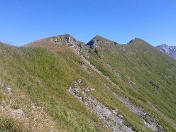 Pointe d'Angolon : 2083 m !