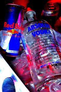 Vodka <3 Red BuLL