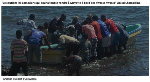 1995 – 2015: des milliers de mort·e·s au large de Mayotte. Le «visaBalladur» tue!